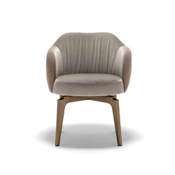 Elisa Small Armchair | Chairs | Giorgetti
