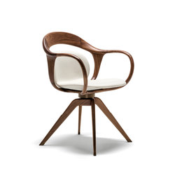 Norah Small Armchair | Visitors chairs / Side chairs | Giorgetti