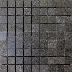 Lava mosaico negro | Keramik Mosaike | KERABEN