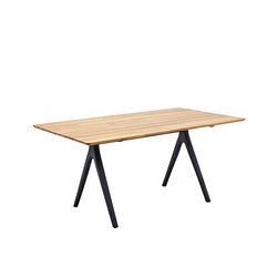 Split Dining Table | Tables de repas | Gloster Furniture GmbH