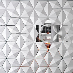 Room Divider Facet | Sistemi divisori stanze | Bloomming
