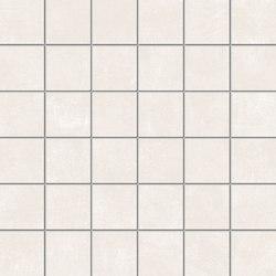 Living mosaico blanco | Ceramic mosaics | KERABEN