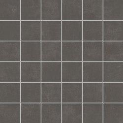 Living mosaico negro | Mosaics | KERABEN