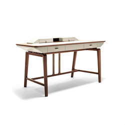 Studium Writing Desk | Escritorios individuales | Giorgetti