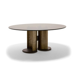 Circle Low Table | Tables de repas | Giorgetti