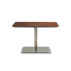 Quiet Square Mid Height Table | Mesas auxiliares | Bernhardt Design