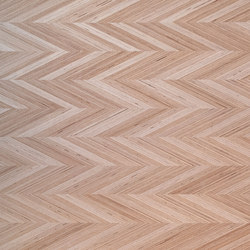 Plexwood - Geometric Herringbone | Wood veneers | Plexwood