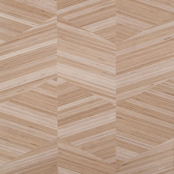 Plexwood - Geometric Parallelogram | Wood veneers | Plexwood