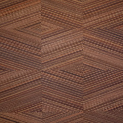 Plexwood - Geometric Square | Wood veneers | Plexwood