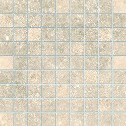 Petit Granit mosaico crema | Mosaike | KERABEN