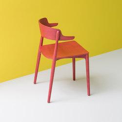 Nemea | Canteen chairs | PEDRALI