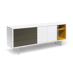 Modular S36 Sideboard | Caissons | Müller Möbelfabrikation
