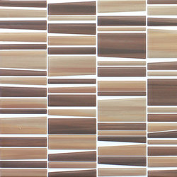 Lounge concept marron | Wall tiles | KERABEN