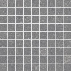 Petit Granit mosaico grafito | Ceramic mosaics | KERABEN