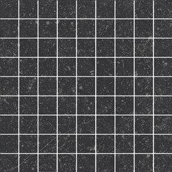 Petit Granit mosaico negro | Mosaïques | KERABEN