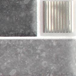 Petit Granit listelo negro | Mosaici ceramica | KERABEN