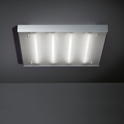 Square moon IP40 TL5 4x 14W 1-10V GI | Allgemeinbeleuchtung | Modular Lighting Instruments