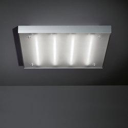 Square moon IP40 TL5 4x 14W Dali/Pushdim GI | General lighting | Modular Lighting Instruments