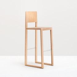 Brera stool 386 | Taburetes de bar | PEDRALI