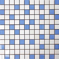 Lounge malla lounge azul | Mosaicos | KERABEN