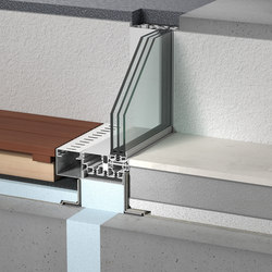 swissFineLine TH+ | Window systems | Berger swissFineLine