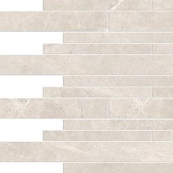Madagascar muro white | Mosaicos | KERABEN