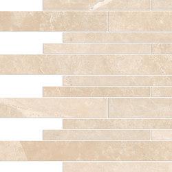 Madagascar muro cream | Ceramic mosaics | KERABEN