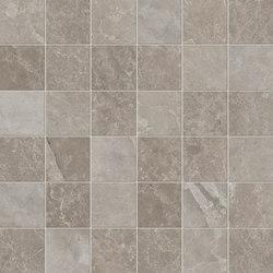 Madagascar mosaico grey | Ceramic mosaics | KERABEN