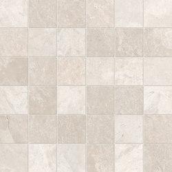 Madagascar mosaico white | Mosaicos | KERABEN