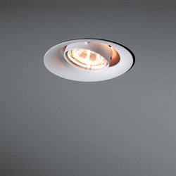 Thub metal 120 concrete MR16 GE | Recessed ceiling lights | Modular Lighting Instruments