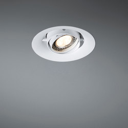 Thub metal 120 LED retrofit | Recessed ceiling lights | Modular Lighting Instruments