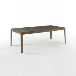 Ziggy Table | Mesas comedor | Porada