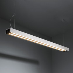 United 2x 28/54W GI | Pendant strip lights | Modular Lighting Instruments