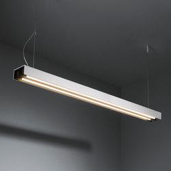 United 2x 28/54W Dali/Pushdim GI | Suspended lights | Modular Lighting Instruments