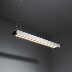 United 2x 21/39W Dali/Pushdim GI | Suspended lights | Modular Lighting Instruments