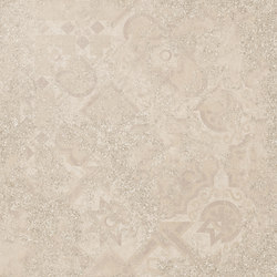 Fade Deco Crema Natural SK | Ceramic slabs | INALCO