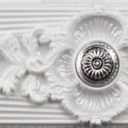 Mistery listelo boboli white | Wall tiles | KERABEN