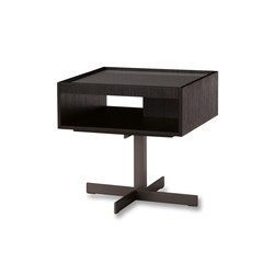 Close Nightstand | Mesillas de noche | Minotti