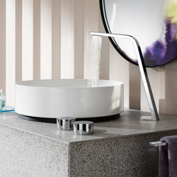 CL.1 - Three-hole basin mixer | Wash-basin taps | Dornbracht