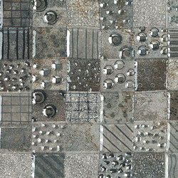 Kursal listelo folk gris | Piastrelle/mattonelle da pareti | KERABEN