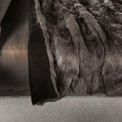 Kline | Plaids / Blankets | Minotti