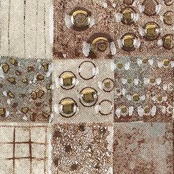 Kursal taco folk moka | Carrelage mural | KERABEN
