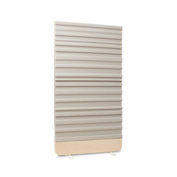 Kullaberg Floor screen | Sound absorbing freestanding systems | Innersmile Furniture