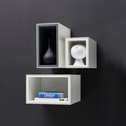 Nex Box | Wall storage systems | Piure