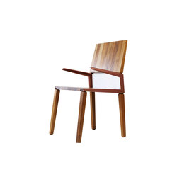 L chair | Chaises de restaurant | Hookl und Stool