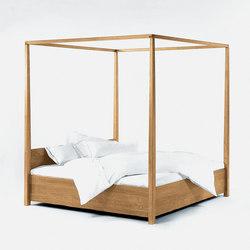 Arkadia Himmelbett 180 | Four poster beds | Lambert