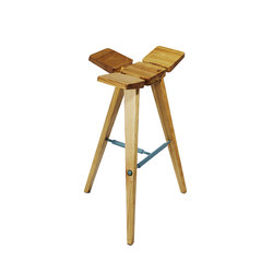 Clover Bar Stool High | Tabourets de bar | Hookl und Stool