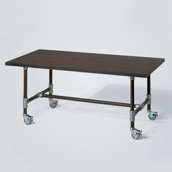 Industrie table | Dining tables | Lambert