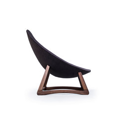 Minas Armchair | Lounge chairs | Hookl und Stool