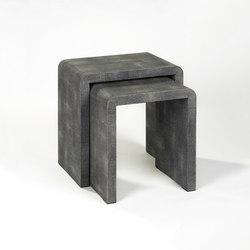 Rochen Émile sidetables | Tavolini impilabili | Lambert